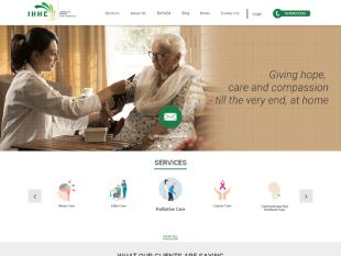 India Home Healthcare - Qik.Digital - Digital Marketing Services