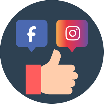 Facebook/Instagram - Post Engagement Ad Service