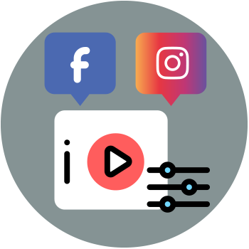 Facebook/Instagram - Video Views Ad Service