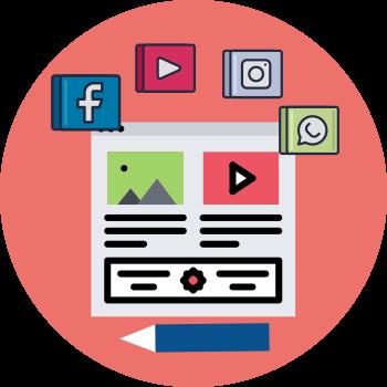 Social Media Content Calendar (5 Posts) Service
