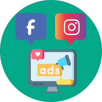 Facebook/Instagram - Reach Ad Service